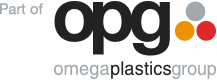 Omega Plastics Group logo