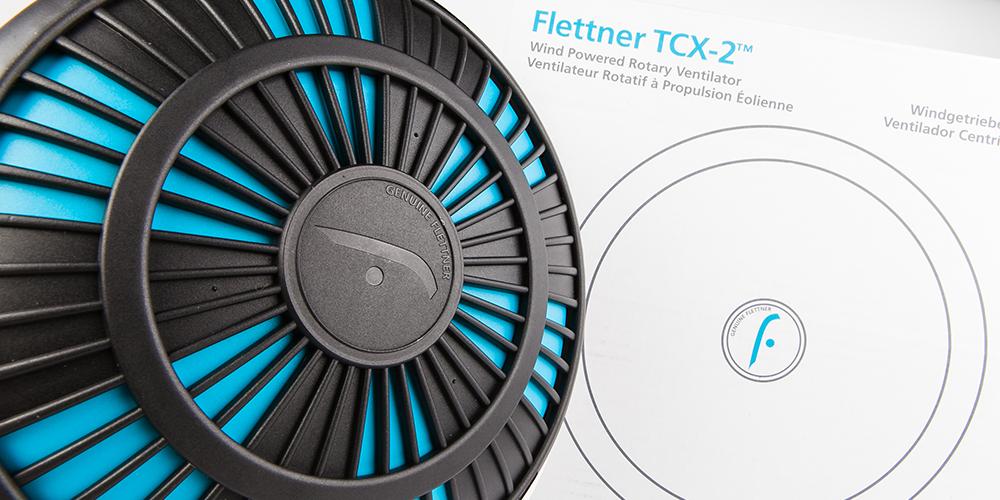 Flettner-Ventilator