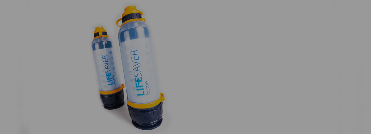 LIFESAVER® bottle