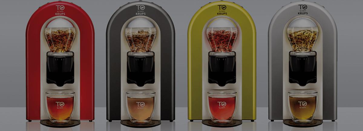 Unilever – Lipton Tea machine