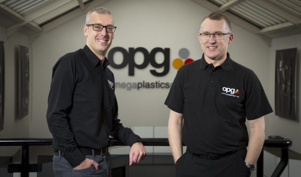 Managing Director Craig Swinhoe and Group Commercial Director Peter Sayer