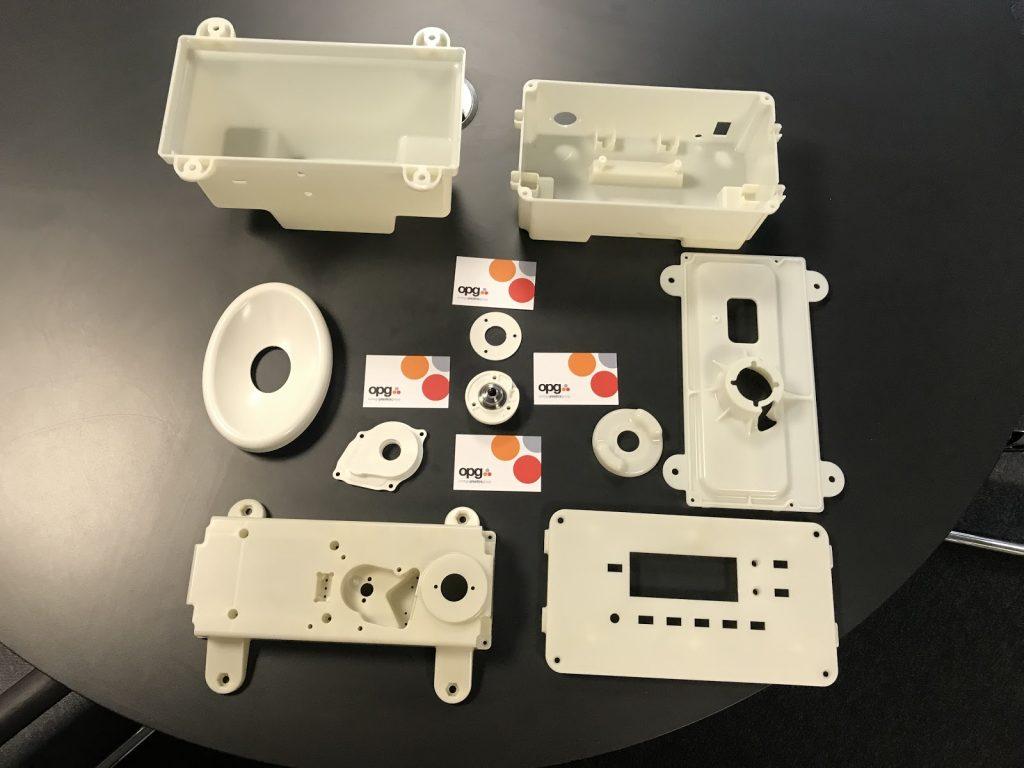 Ventilator Parts by OPG